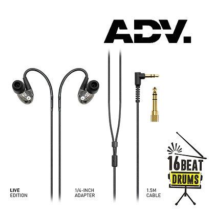 ADVANCED Model 2 Live Edition Earphones