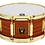 "Thumbnail: WFLIII Mahogany Snare Drum - 6.5"" x 14"" Satin with Gold Hardware"