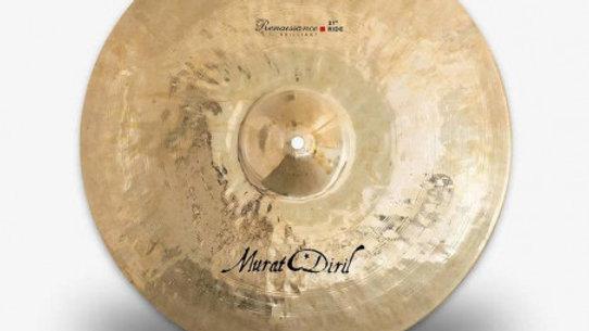 """Murat Diril Renaissance Brilliant Crash Ride 20"""""""