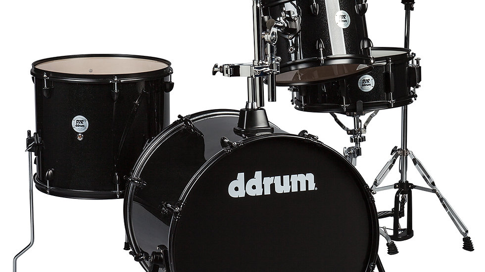ddrum D2 Rock Series - Black Sparkle