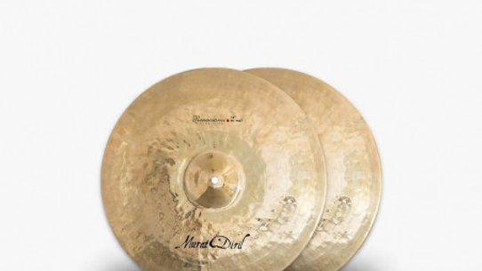 Murat Diril Renaissance Brilliant Hi-Hats 14""