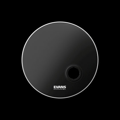 """Evans 20"""" EMAD RESO BLACK with Hole"""