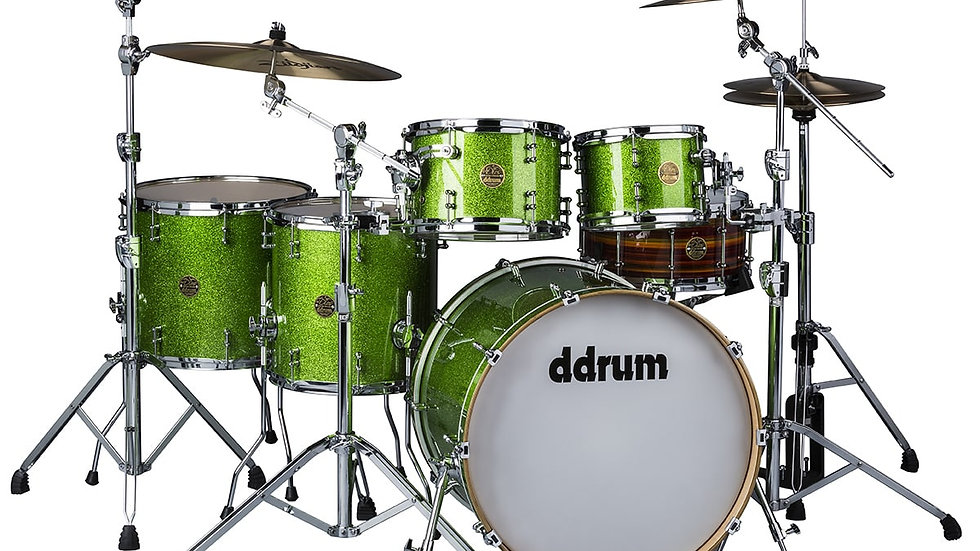 ddrum Dios Maple 5pc Shell Pack
