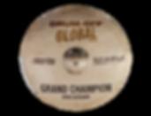 Drumoff Global Drum Off Global 2019 Cymbal Trophy