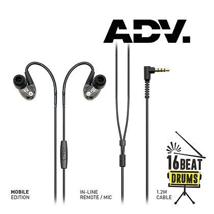 ADVANCED Model 2 Mobile Edition Earphones