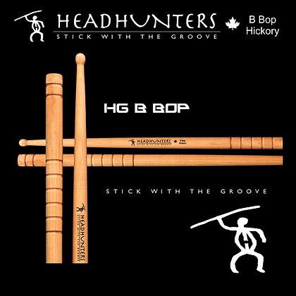 Headhunters Hickory Grooves B Bop
