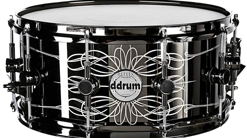 ddrum The Tattooed Lady 6.5X14 Snare