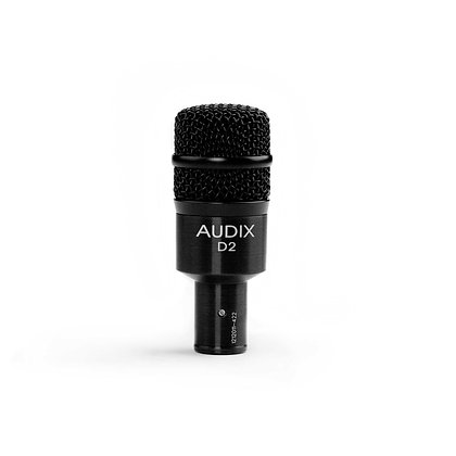 Audix D2 Toms Percussion