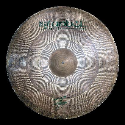 """Istanbul Agop 22"""" Signature Ride ($1,346.20)"""