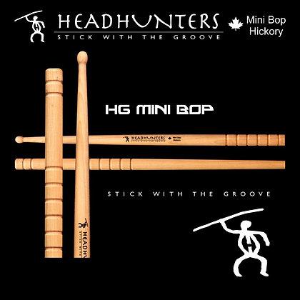 Headhunters Hickory Grooves Mini Bop