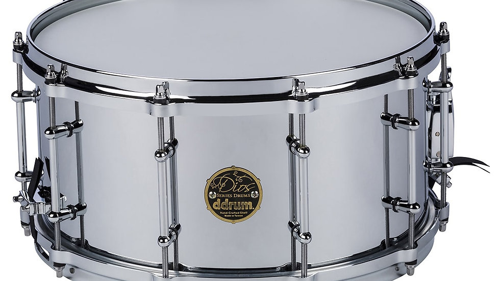 ddrum Dios 7X14 Cast Steel Snare