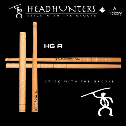 Headhunters Hickory Grooves A