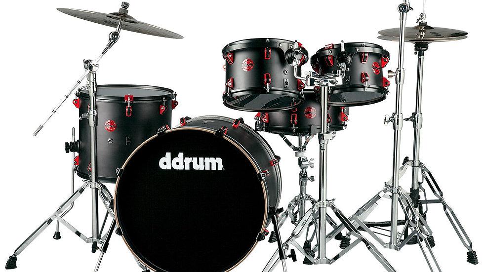 ddrum Hybrid 5 Kit (Shell Pack)