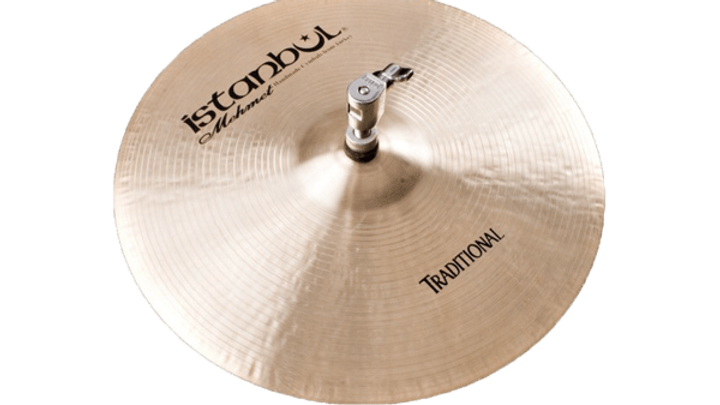 Istanbul Mehmet Traditional Flat Hole Hi Hats