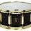 "Thumbnail: WFLIII Aluminum Snare Drum - 6.5"" x 14"" Black Sparkle"