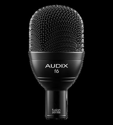 Audix F6 Kick drum
