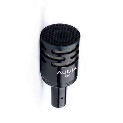 Audix D6 Kick drum