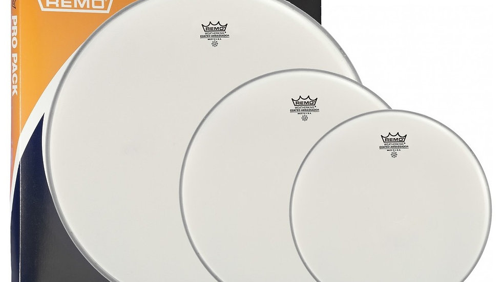 REMO Ambassador Drumheads