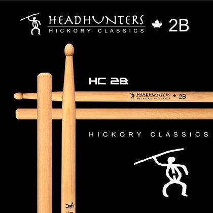 Headhunters Hickory Classic 2B
