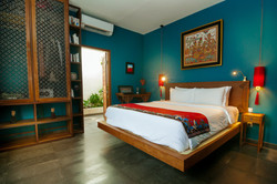 bedroom bungalow Kayu
