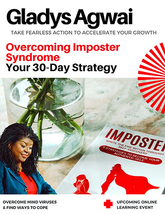 Overcoming Imposter Syndrome- Your 30-da