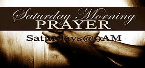 Saturday Intecessory Prayer