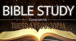 Tuesday Night Teaching (TNT)/Bible Study