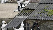 Vanaf 2024 zijn asbestdaken in Nederland verboden