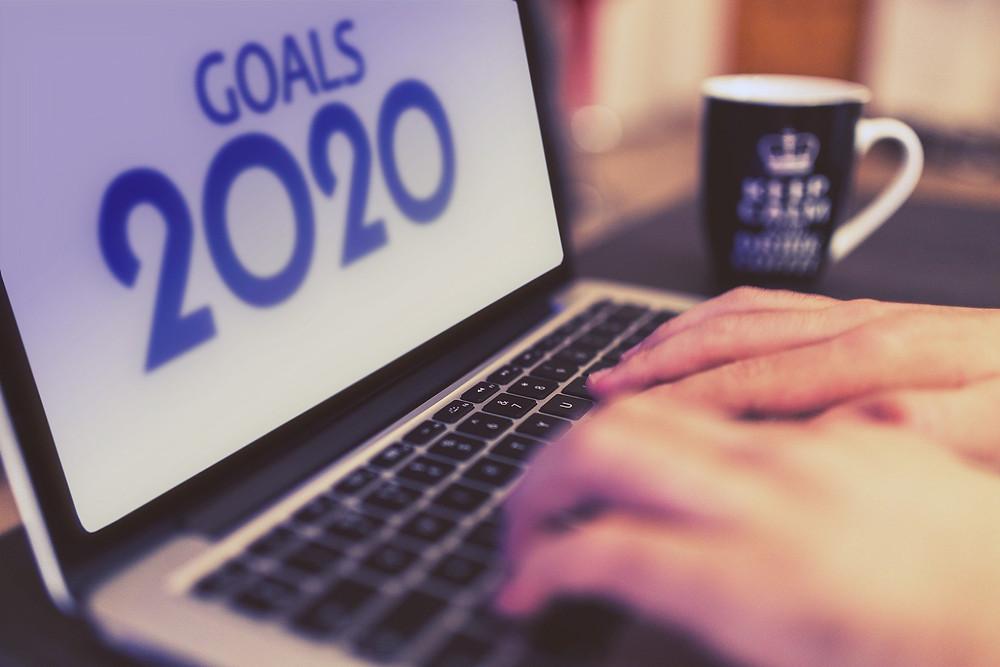2020 goals write down