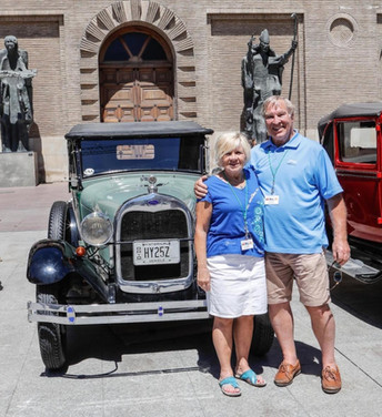 Paul & Linda Griesse