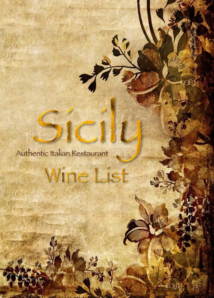 menu 2016 sicily wine list