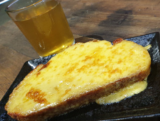 Easter and the Welsh Rarebit