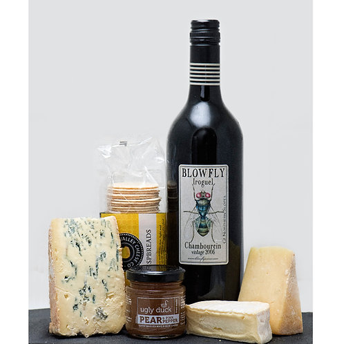 Cheese & Red Wine Gift Pack