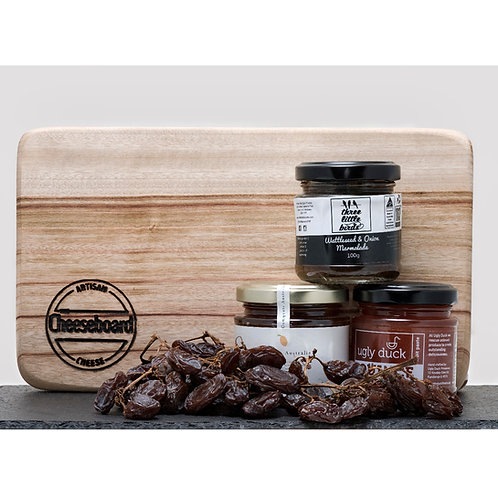 Cheese Paste & Board Gift Pack