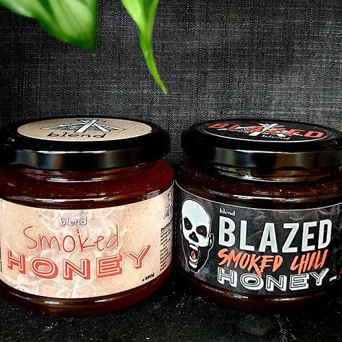Blend Smoked Honey & Chilli Smoked Honey