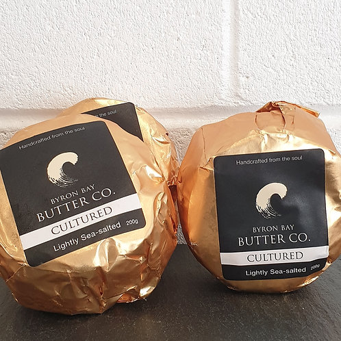 Nimbin Valley Dairy Cultured Butter