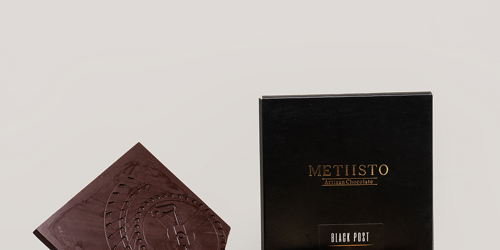 Cheese and Chocolate pairing with Metiisto