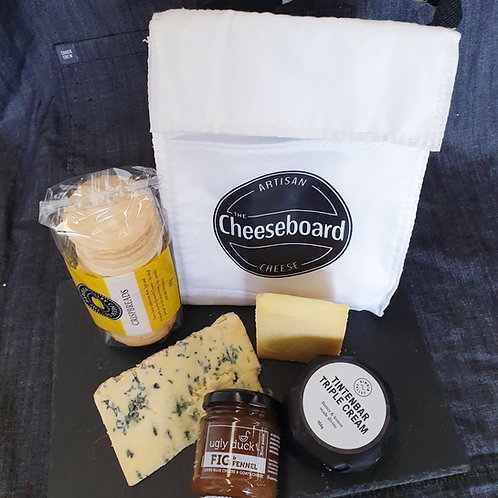 The Cheeseboard Show Bag