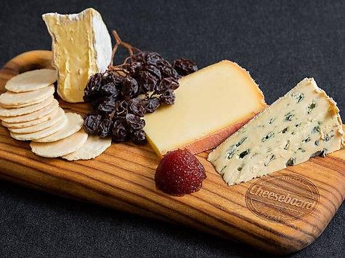 Three Cheese Takeaway Platter