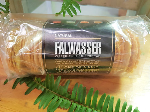 Falwasser Natural Wafer Thin Crispbread