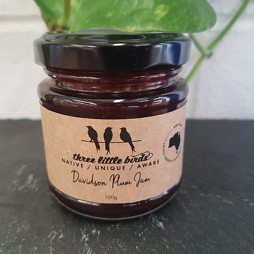 Three Little Birds Davidson Plum Jam
