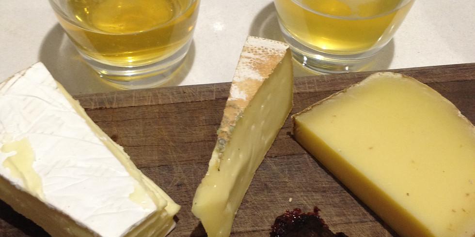 State of Origin Cheese & Beer Pairing