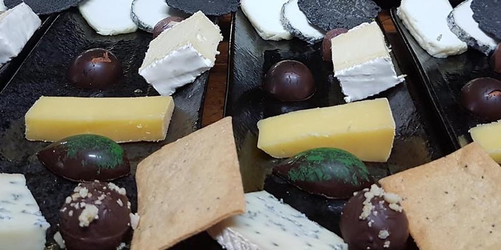 Cheese and Chocolate Masterclass
