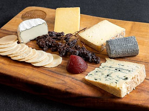 Five Cheese Takeaway Platter
