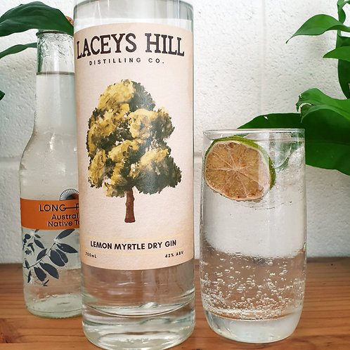 Laceys Hill Distilling Co. Lemon Myrtle Dry Gin