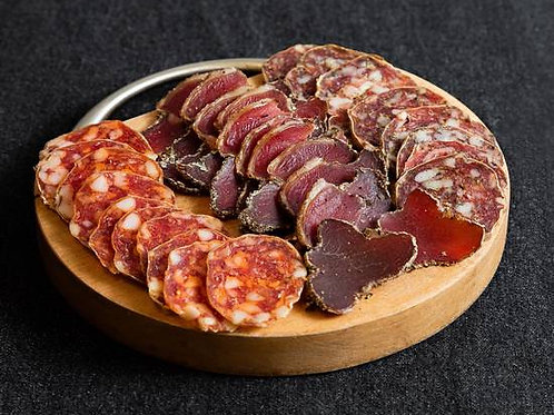 Add Charcuterie to your takeaway platter