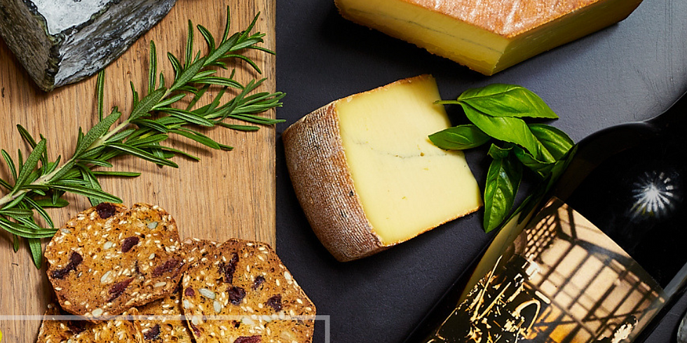Wine & Cheese with Sandergrove Estate Wines