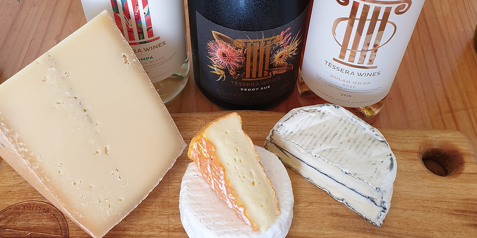 Wine and Cheese with Tessera Wines