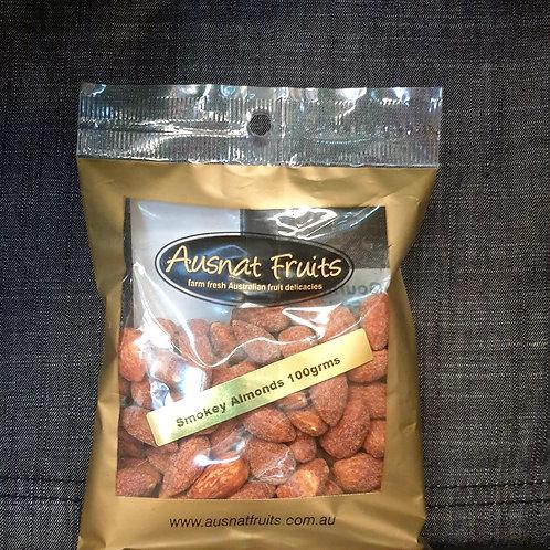 Ausnat Fruits Smokey Almonds