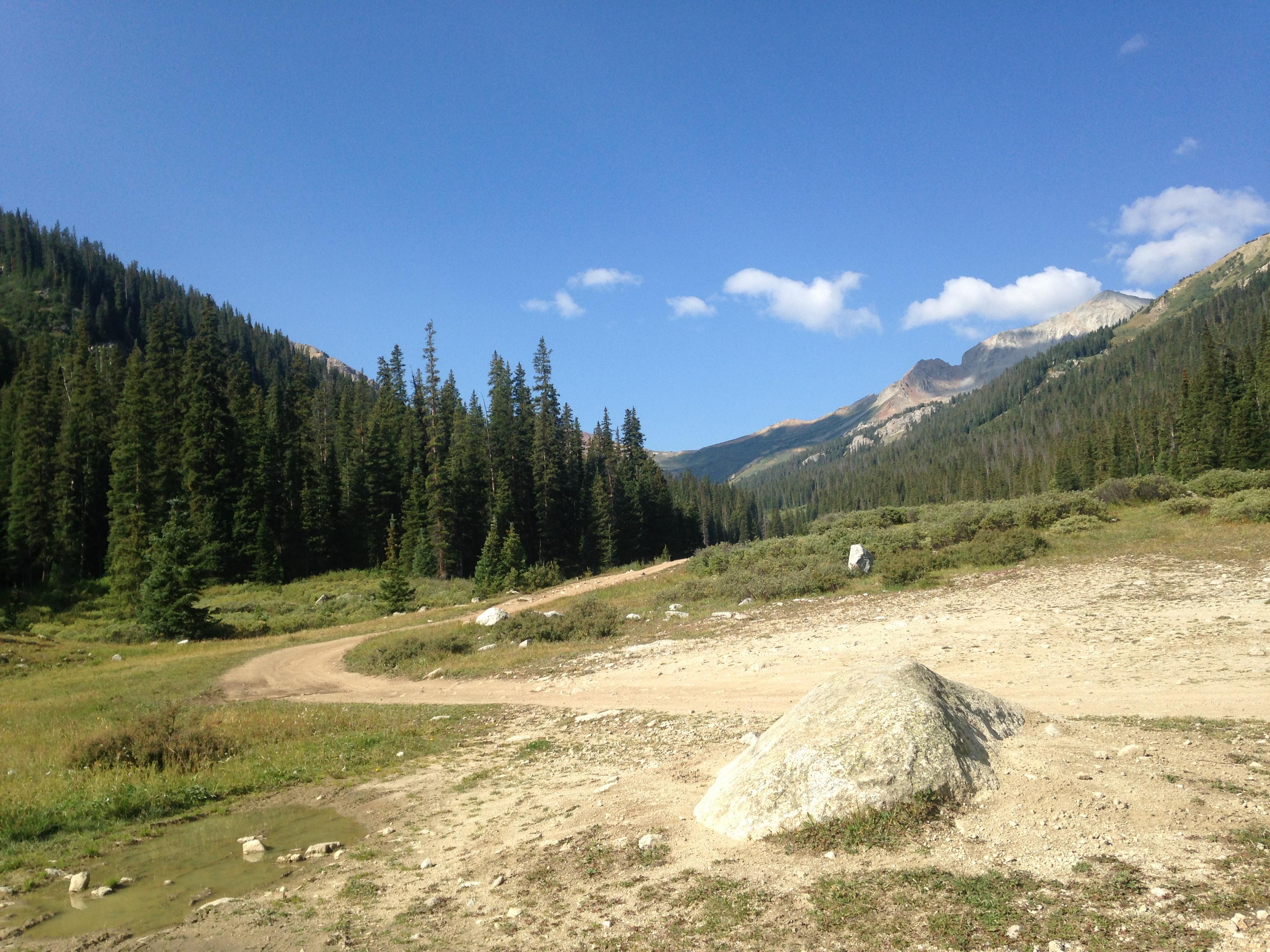 Mt. Tilton Trailhead